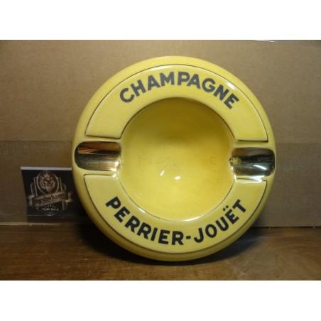 CENDRIER CHAMPAGNE PERRIER-JOUET DIAMETRE 16.50CM