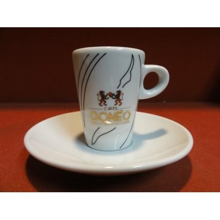 1 TASSE A CAFE GONEO+ 1 SOUS TASSE