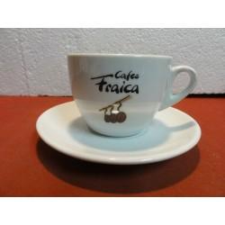 5 TASSES A THE OU CAFE...