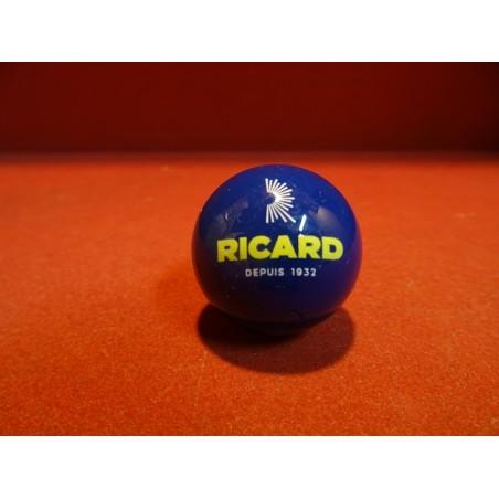 COCHONNET DE PETANQUE RICARD BLEU 1/2 SOLEIL