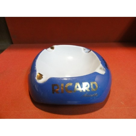 CENDRIER RICARD 21.50CM X21CM