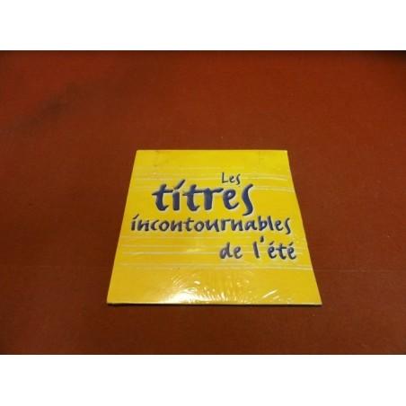 C D  RICARD LES TITRES INCONTOURNABLES DE L'ETE
