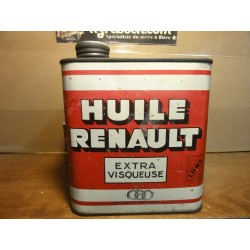 BIDON HUILE RENAULT 14CM...