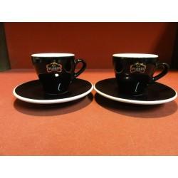 DEUX TASSES  A CAFE FLORIO...