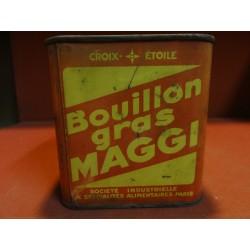BOITE MAGGI  BOUILLON CUBE...