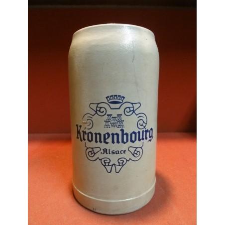 CHOPE KRONENBOURG  1 LITRE EN GRES