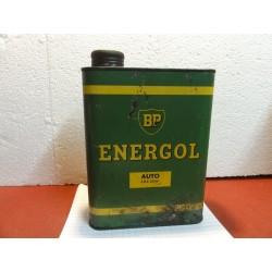 BIDON HUILE ENERGOL BP