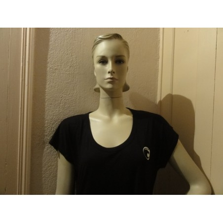 TEE SHIRT FEMME CLAN CAMPBELL TAILLE M