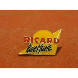 PIN'S RICARD  LIVE MUSIC