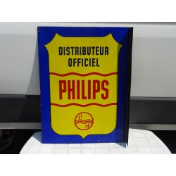PLAQUE EMAILLEE PHILIPS...