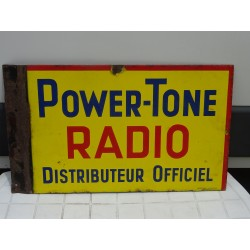 PLAQUE EMAILLEE POWER-TONE...