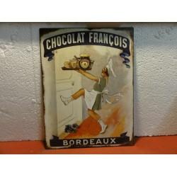 TOLE CHOCOLAT  FRANCOIS...