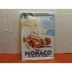 TOLE MONACO 8 AOUT 1937...