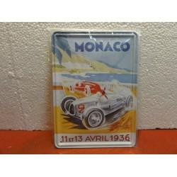 TOLE MONACO 11/13 AVRIL...