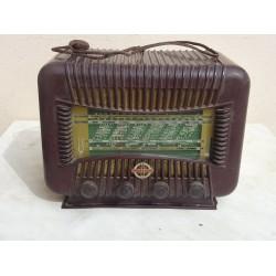 POSTE RADIO  DUCRETET...