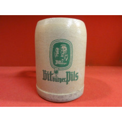 1 CHOPE BITBURGER  PILS  40 CL