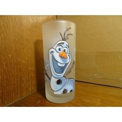VERRE DISNEY OLAF HT 13.50CM