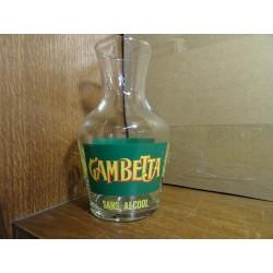 CARAFE GAMBETTA  50CL...