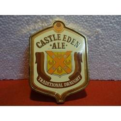 CASTLE EDEN ALE  11CM X8CM