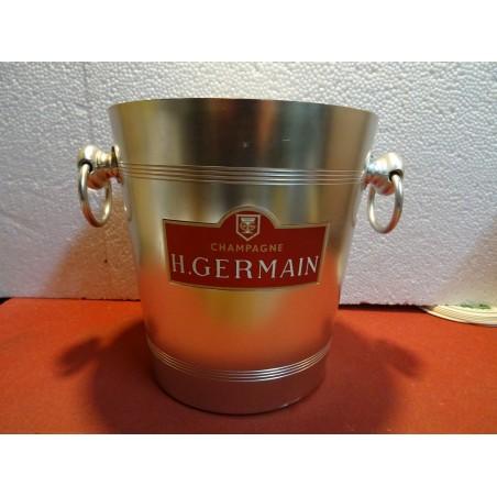 SEAU A CHAMPAGNE H. GERMAIN  HT 20CM