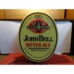 ENSEIGNE JOHN BULL  ALE...