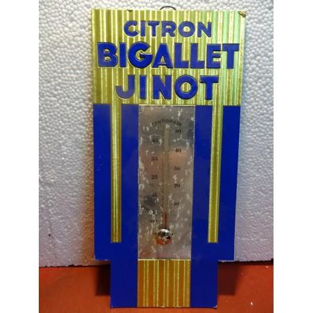 THERMOMETRE  CITRON BIGALLET  31.50CM X15.50CM