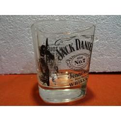 1 VERRE  JACK DANIEL'S...