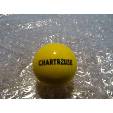 COCHONNET DE PETANQUE CHARTREUSE JAUNE