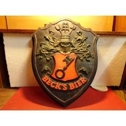BECK'S BIER  48CM X48CM