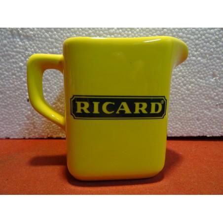 PICHET RICARD JAUNE ITALIE  HT 11CM
