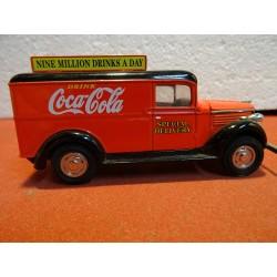 COCA-COLA  GMC VAN 1937...