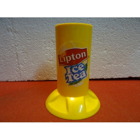 PORTE PAILLE LIPTON ICE TEA  HT 12.70CM