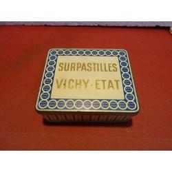BOITE SURPASTILLES  VICHY...