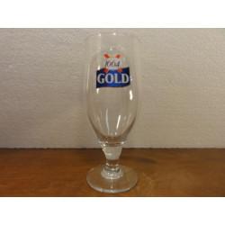 6 VERRES 1664 GOLD 25 CL