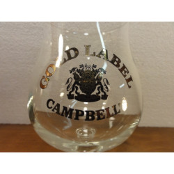 1 VERRE BIERE CAMPBELL'S GOLD LABEL 33CL