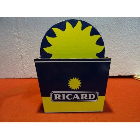 PORTE SOUS BOCK RICARD  14CM X9.50CM X5.50CM