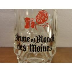 1 CHOPE BRUNE ET BLONDE DES MOINES  25 CL
