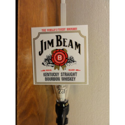 1 DOSEUR JIM BEAM 2 CL