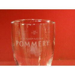 6 FLUTES CHAMPAGNE POMMERY 10CL
