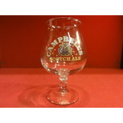 1 VERRE BIERE CAMPBELL'S 25/33CL