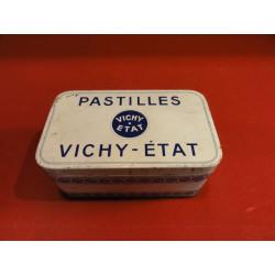 1 BOITE  PASTILLES DE VICHY