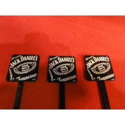 3 TOUILLEURS JACK DANIEL'S