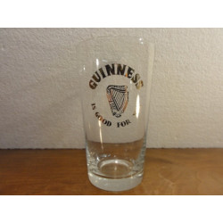 1 VERRE  GUINNESS 25/30 CL