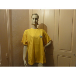 1 TEE-SHIRT EMOTION JAUNE  RICARD