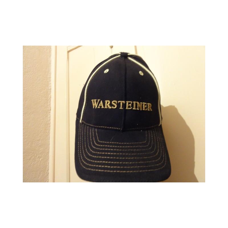 1 CASQUETTE WARSTEINER