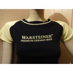 1 TEE SHIRT WARSTEINER  TAILLE S