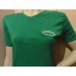 1 TEE SHIRT JAMESON  VERT  TAILLE XL