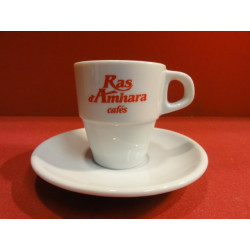 5 TASSES A CAFE  RAS D'AMHARA