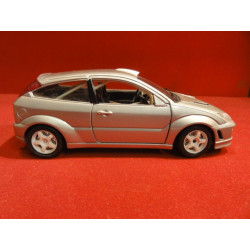 1 VOITURE FORD FOCUS 1/24