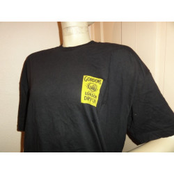 1 TEE SHIRT GORDON'S TAILLE XL